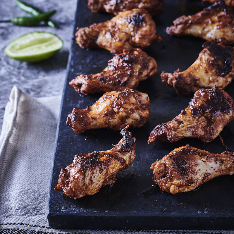 1kg Cajun Chicken Wings