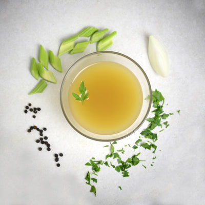 Osius Organic Chicken Bone Broth with Herbs