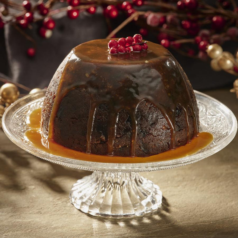 Matthew Walker Luxury Family Christmas Pudding - Thyme