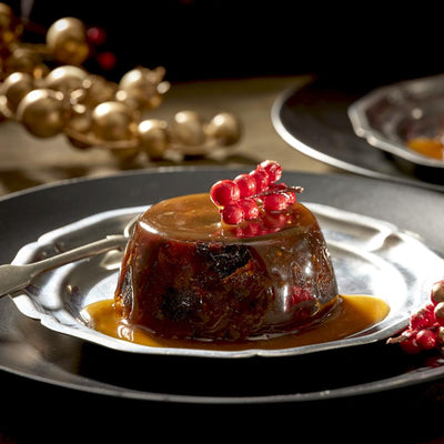 Matthew Walker Luxury Christmas Pudding for one