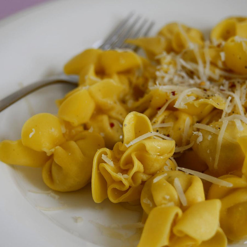 Frozen ready meals delivered directly to your door. Frozen pasta. Italian cheese & smoked ham fiocchi pasta