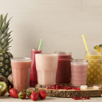Fruit Smoothie Box (V+)