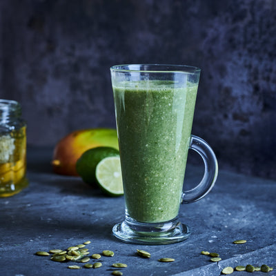 Green Goodness Breakfast Smoothie