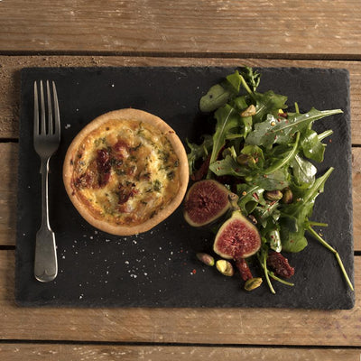Ham and Sunblushed Tomato Tart