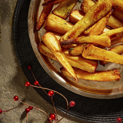 Honey Roast Parsnips