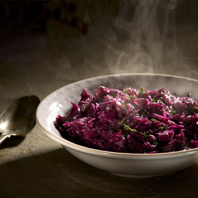 Braised Red Cabbage & Beetroot