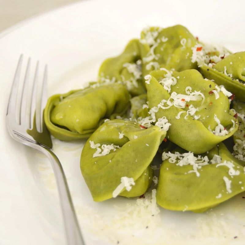 Frozen fresh pasta. Tortelloni to serve two. Frozen ready meals delivered