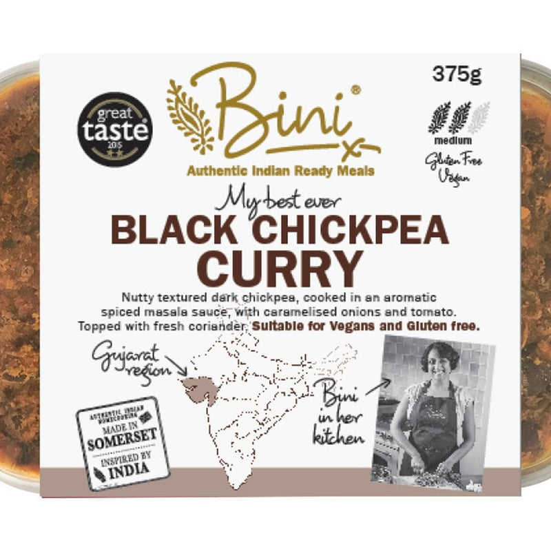 Black Chickpea Curry (V+)