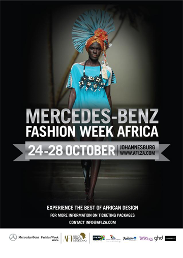 MERCEDES BENZ FASHION WEEK AFRICA 2012