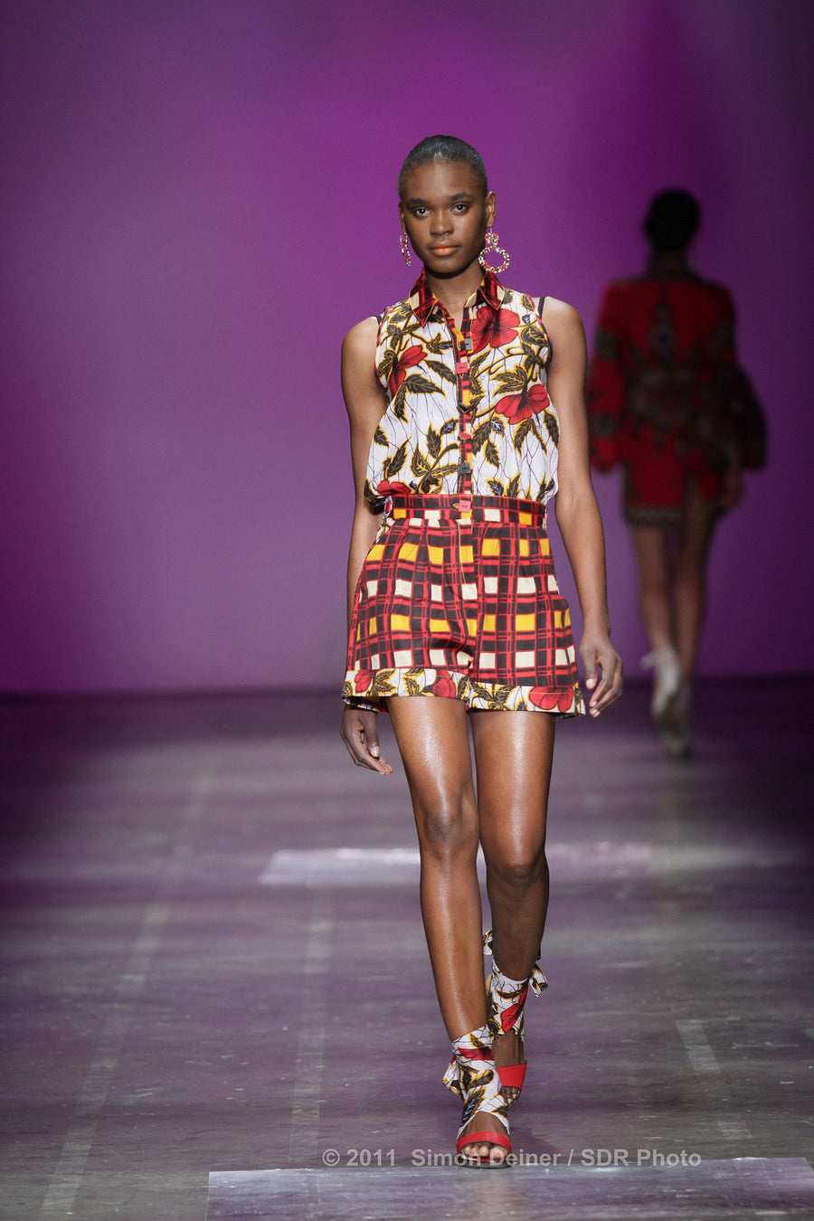 Africa Fashion Week- Johannesburg