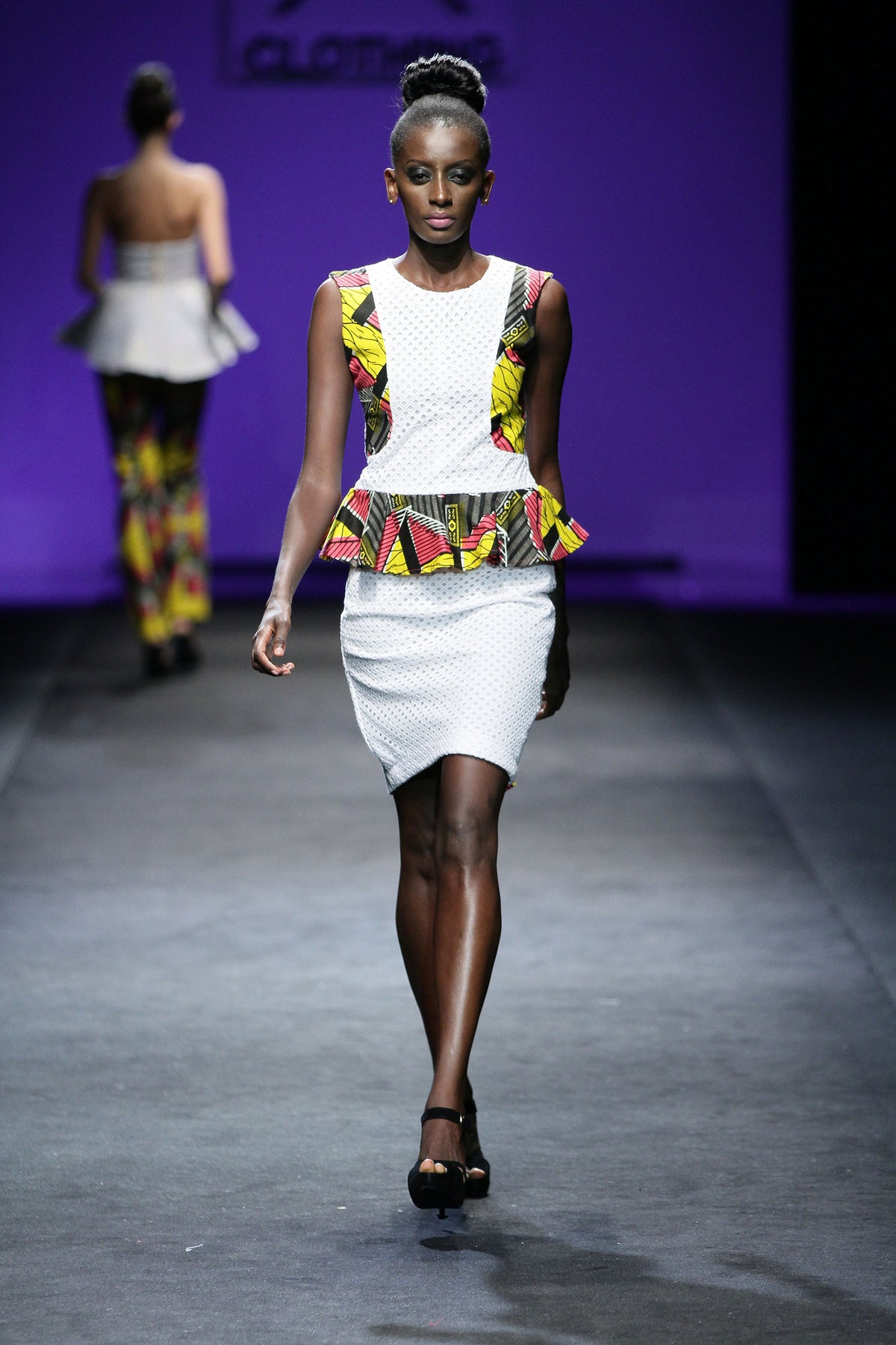 Mercedes Benz Africa Fashion Week- Johannesburg
