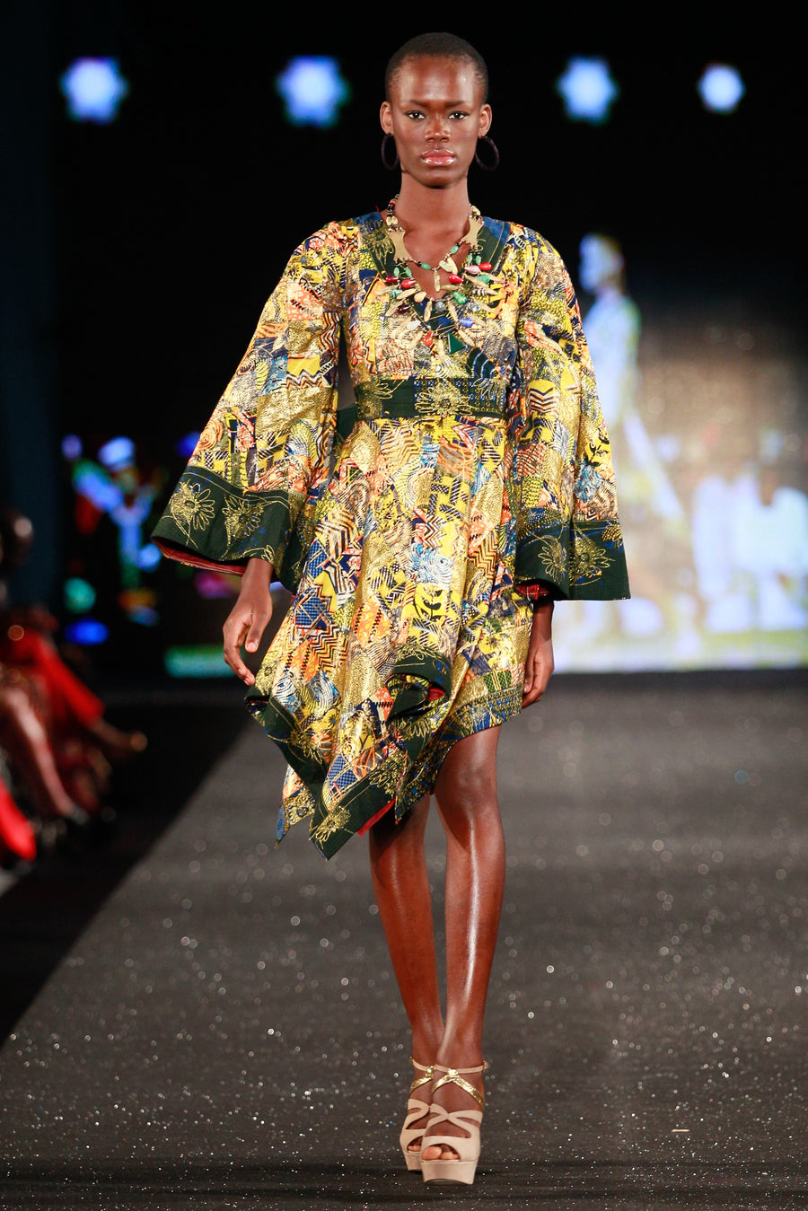 Arise Magazine Fashion Week- Lagos