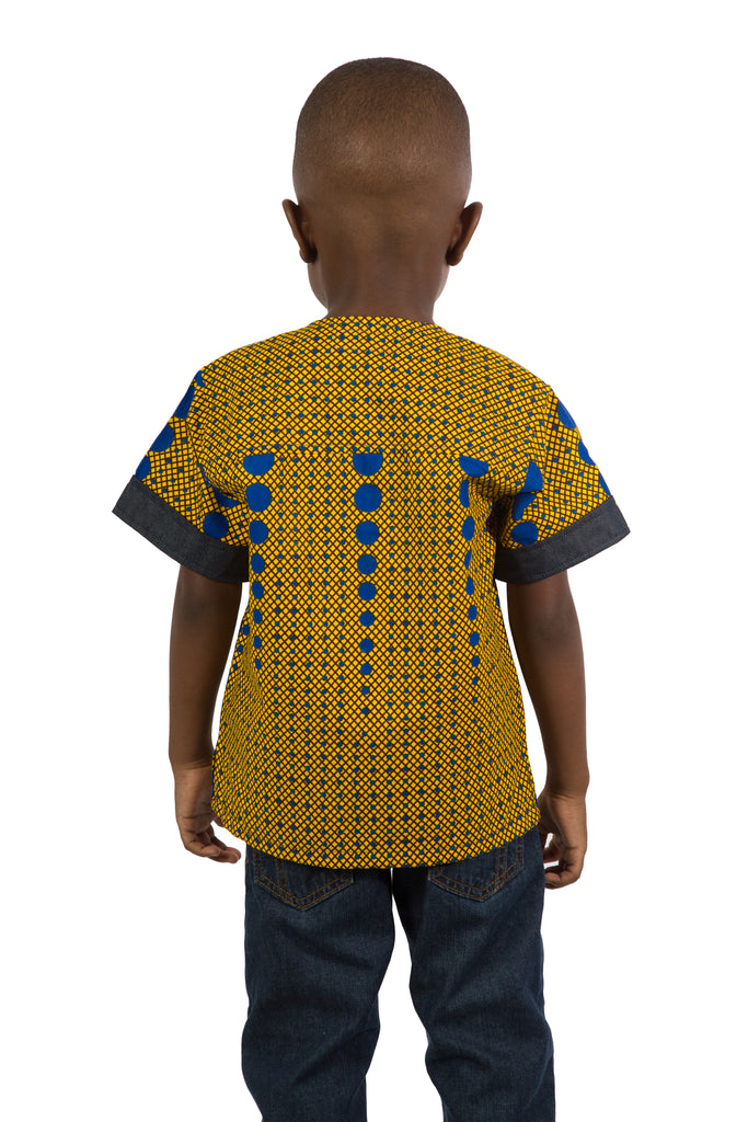 Boys Tunic Top