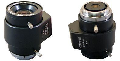 CS-Mount Lens 3.5-8 mm