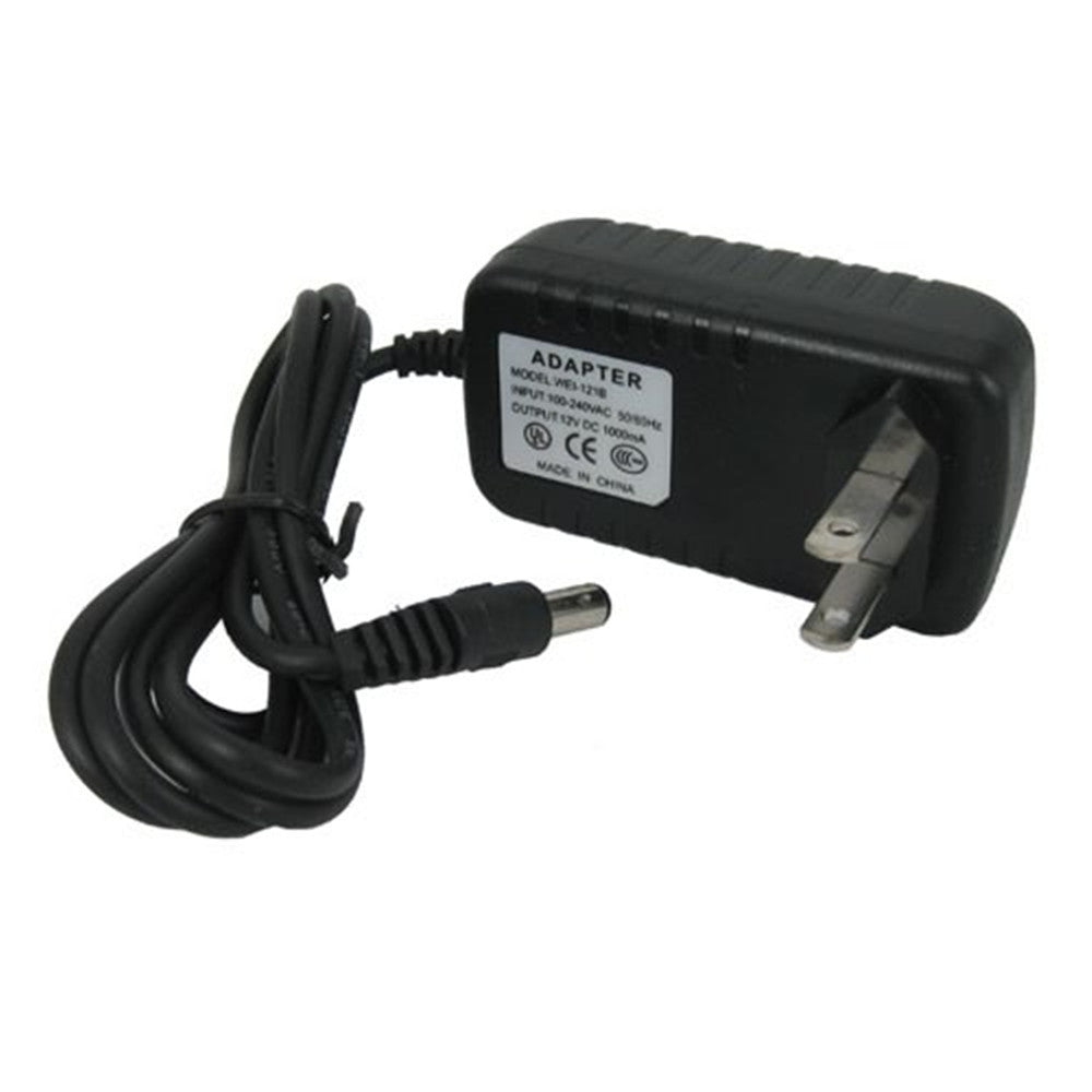 Power Adapter 9VDC/1000ma