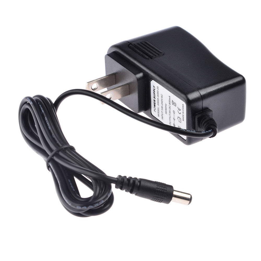 Power Adapter 9VDC 800ma