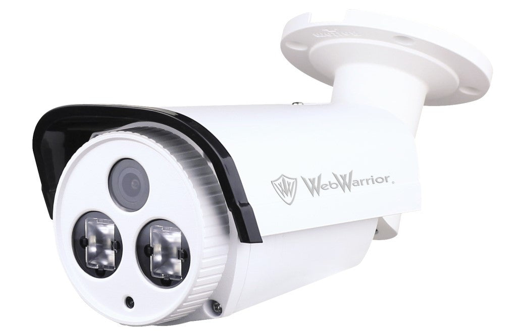 HD-TVI 2.1 MP 1080p Bullet WDR Vari-focal