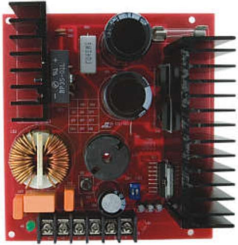 10A Power Supply Board