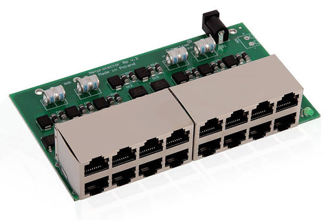 Network Surge Protector 8-port RJ-45 to expand NET-SURGE8R
