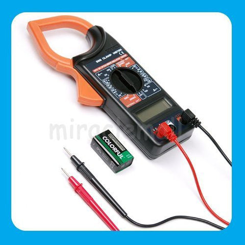 Multimeter w/ Amprobe Clamp