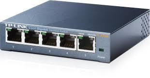 Ethernet Media Switch 5-port