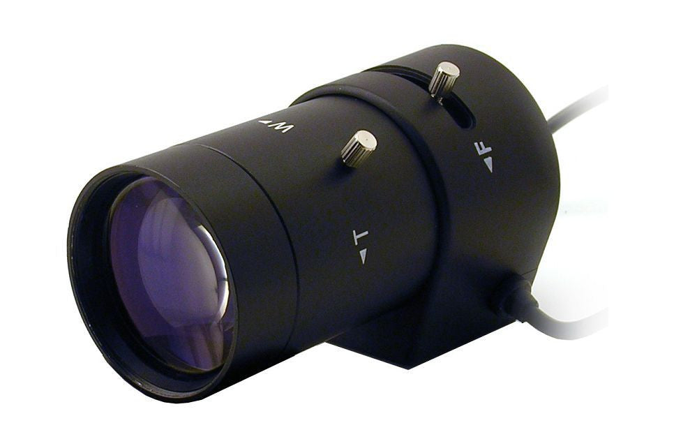 CS-mount Lens 5-100 mm