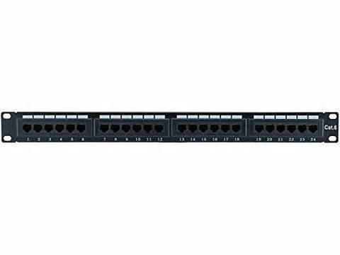 Network Patch Panel 24 Port