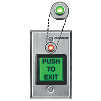 Exit Request Button