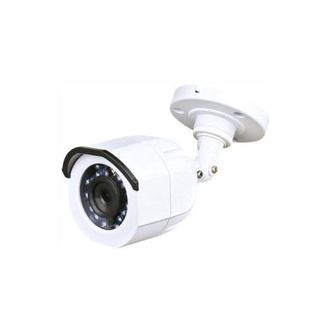1.3MP HD TVI 720P Mini Bullet Camera, 3.6mm lens, White
