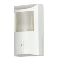 2.4 MP 1080P Motion Detector Camera  4-Way