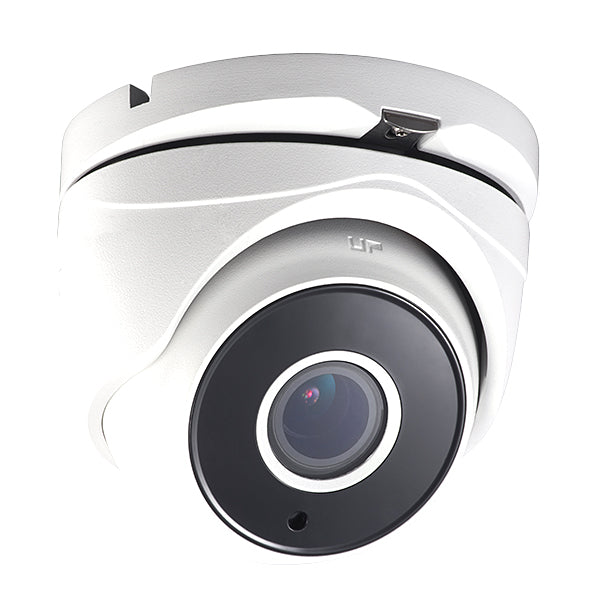 5MP HD-TVI  EXIR Turret Dome Camera