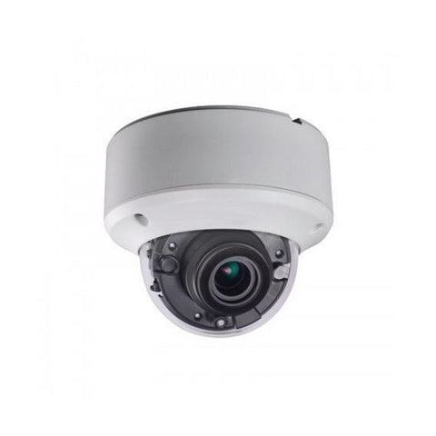 5MP TVI Glass Dome Camera Motorized Vari-Focal 2.8-12mm
