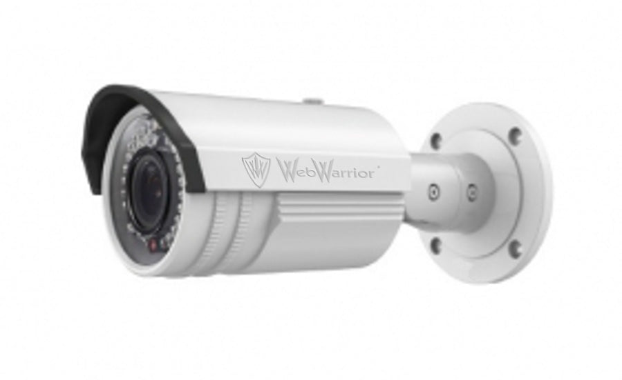 4MP HD Network True WDR Vari-focal IR  Motorized Bullet Cameras-