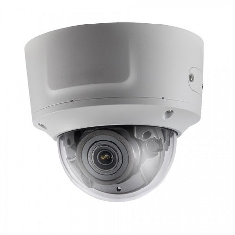 8MP H.265+ TWDR Motorized EXIR Dome Network Camera-2.8