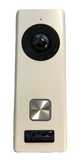 2MP Wireless Connected Doorbell Camera- can connect to NVR/TVR