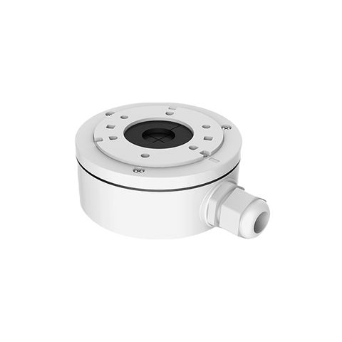 "J-Box 3.5"" 3-hole Mount Dome"