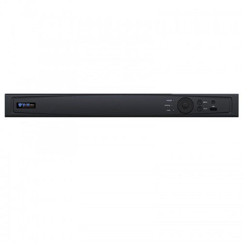 8 Channel 80M 1U, 8-Port-Network Video Recorder