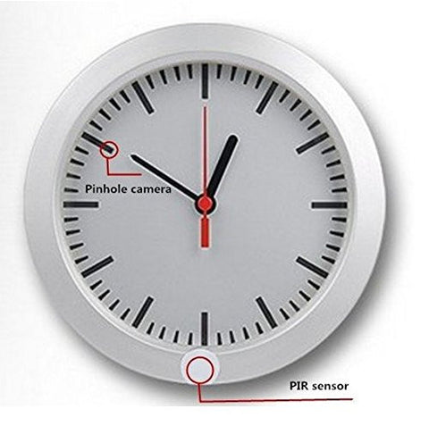 SPY Wall Clock