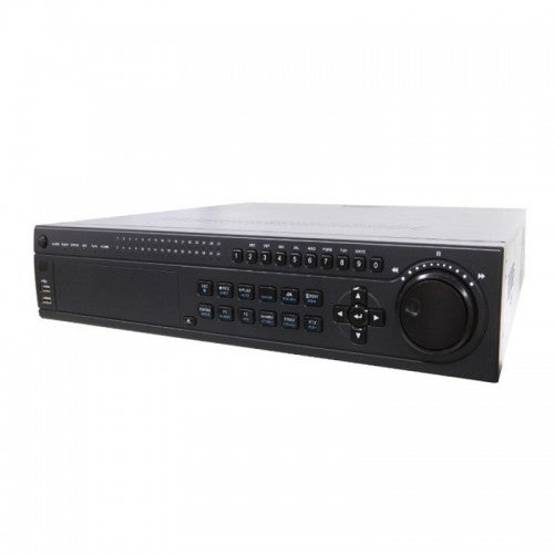 32 Channel 1080P 2U 8HDD TVI Tribrid DVR +8IP