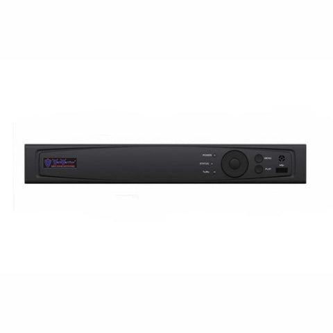 8 Channel 1080P Mini 1U 1HDD TVI Tribrid DVR +2IP