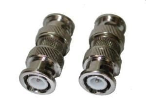 Connector BNC Male to BNC Male