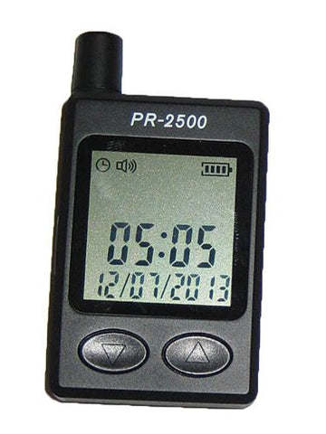 Alarm Portable Receiver for DA 2500