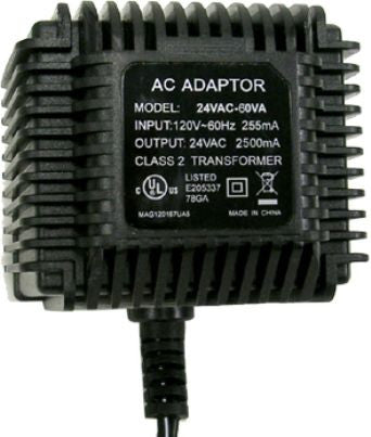 Power Adapter 24VAC 60 VA