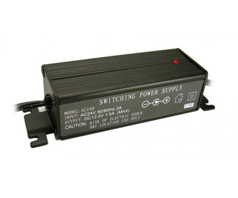 Power Adpater 24VAC/12VDC