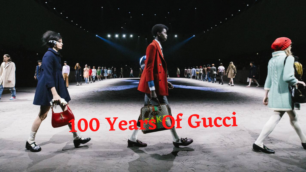 100 Years Of Gucci
