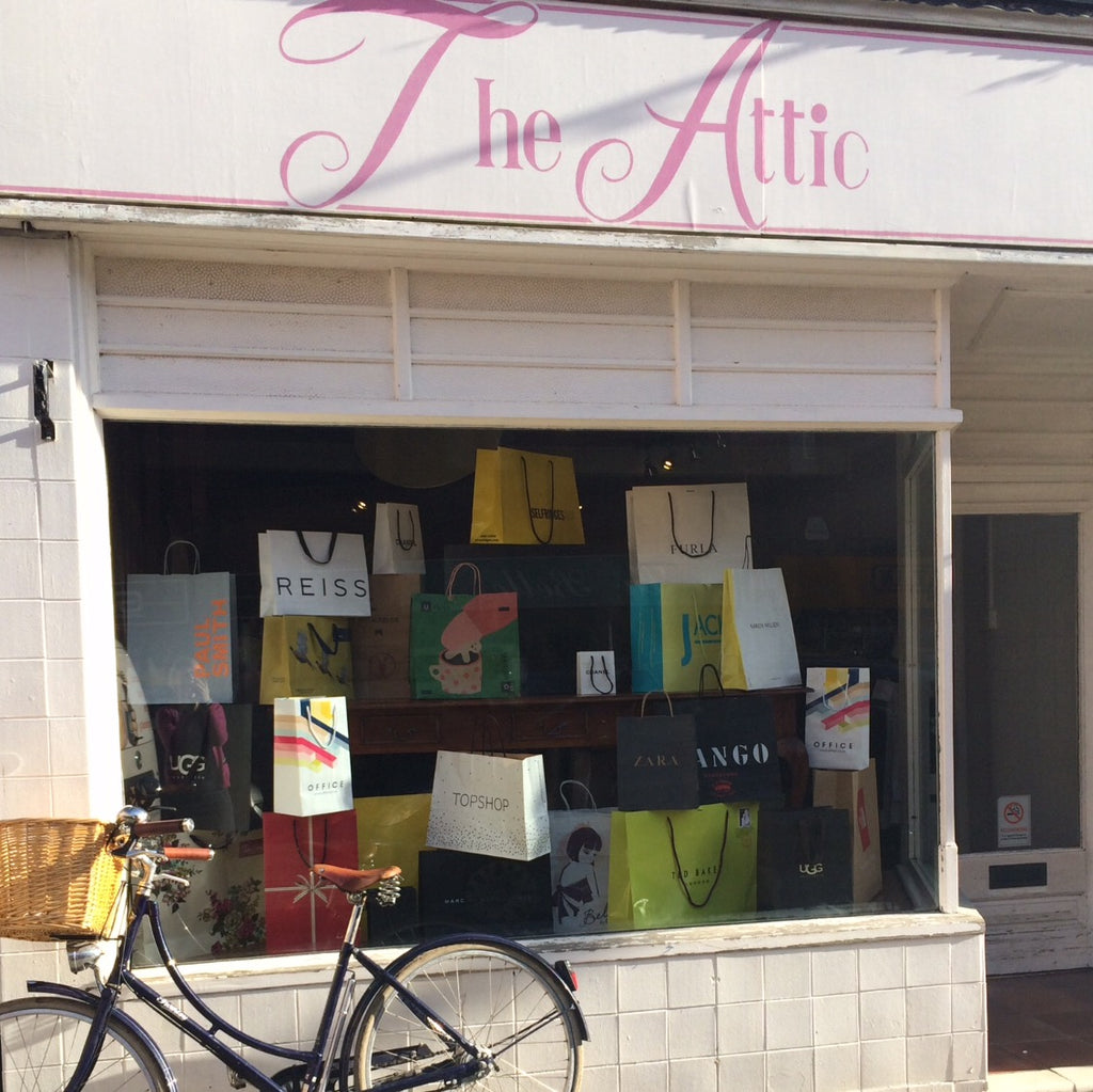 The Attic Dress Agency Market Harborough