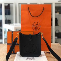 How to authenticate hermès Evelyne TPM