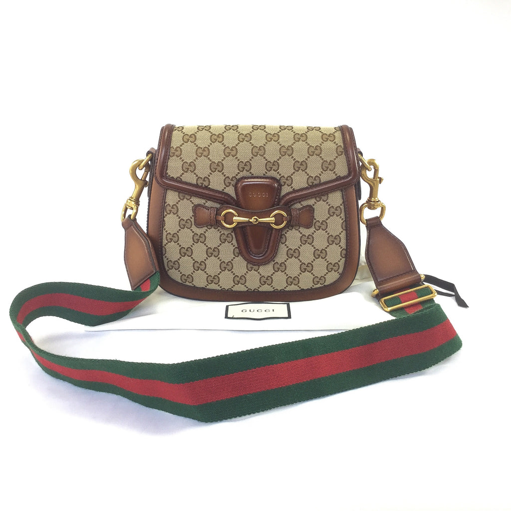 Gucci Lady Webb Shoulder Bag