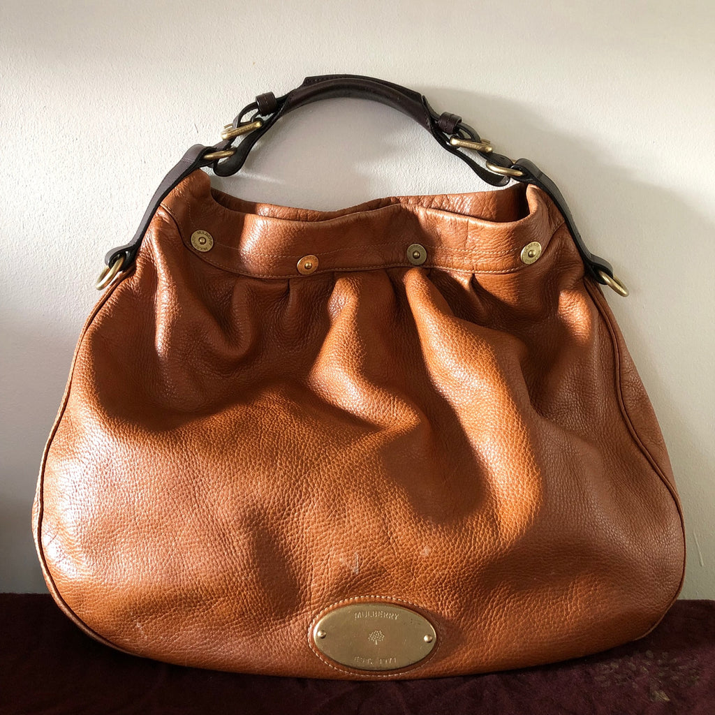 Mulberry Mitzy Hobo Large Front View