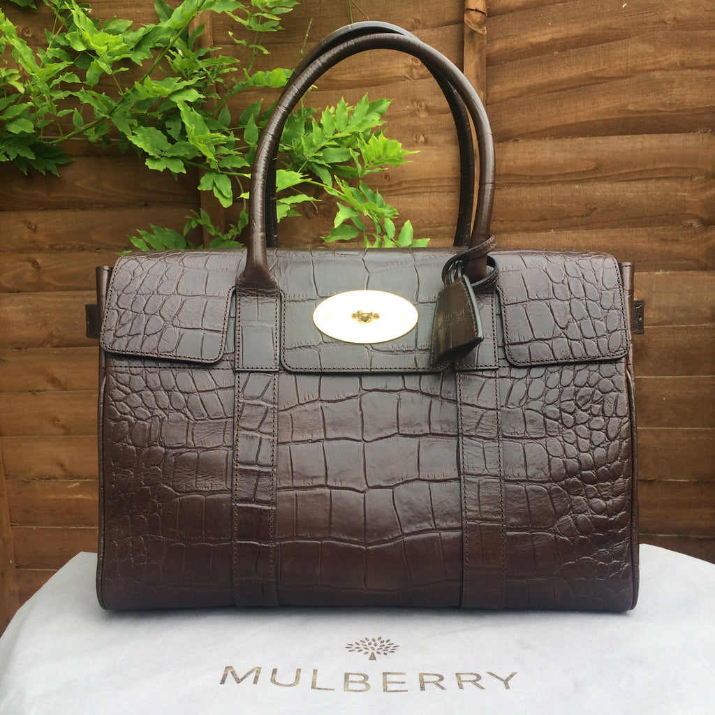 Mulberry Bayswater Front view